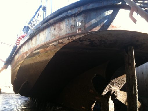 Drydock and Ship Repair
