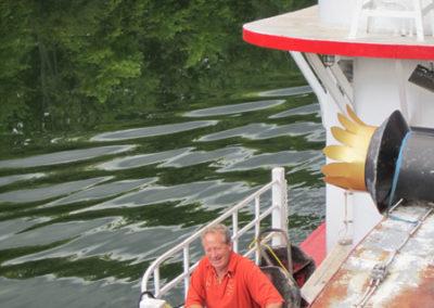 Delivery Oswego Canal