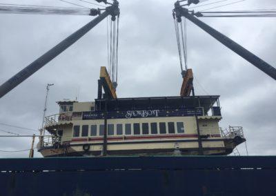 Showboat Drydocking 2019