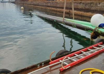 Hydrostor pipeline