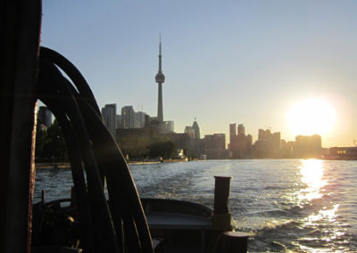 Toronto Western Gap