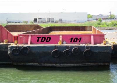 """Barges """"TDD 101, TDD 102 & TDD 103"""""""